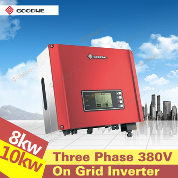 Stable performance GOODWE solar power inverter 8kw-10kw